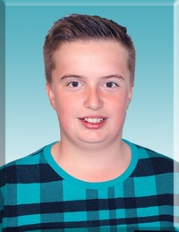 Student of the Month - Ben Lloyd -Grade 8