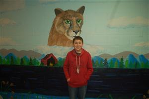 Grady Billiter - 6th Grade SOM for December